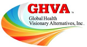 Global Health Visionary Alternative Logo